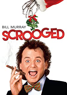 Book Cover: Scrooged