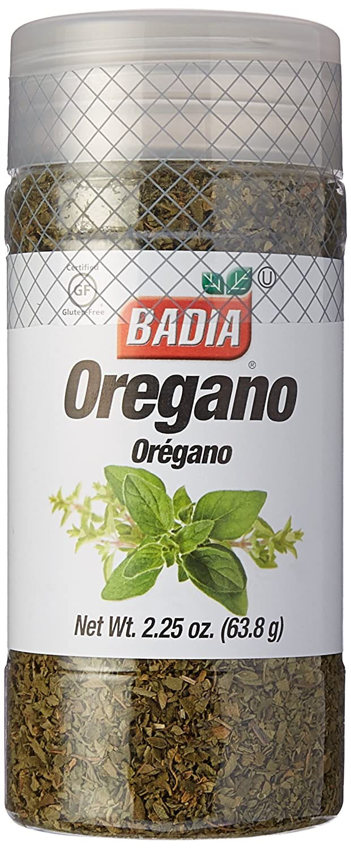 Amazon.com : Badia Oregano Whole 2.25 oz Pack of 3 : Grocery & Gourmet Food