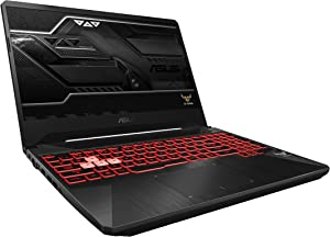 "ASUS FX505GM-Q72S-CB 15.6"" 120 Hz Intel Core i7 8th Gen 8750H (2.20 GHz) NVIDIA GeForce GTX 1060 16 GB Memory 512 GB PCIe SSD Windows 10 Home 64-bit Canadian Bilingual Gaming Laptop (Renewed)"