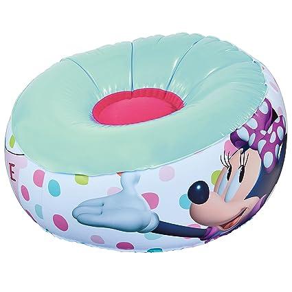 Amazon.com: Minnie Mouse - Silla inflable para niños: Toys ...