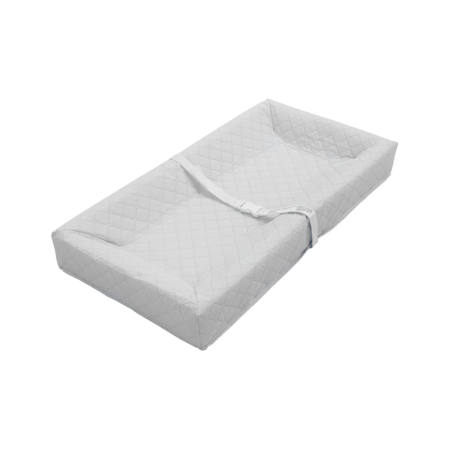 La Baby 4 Sided Changing Pad White 32 Quot Ebay