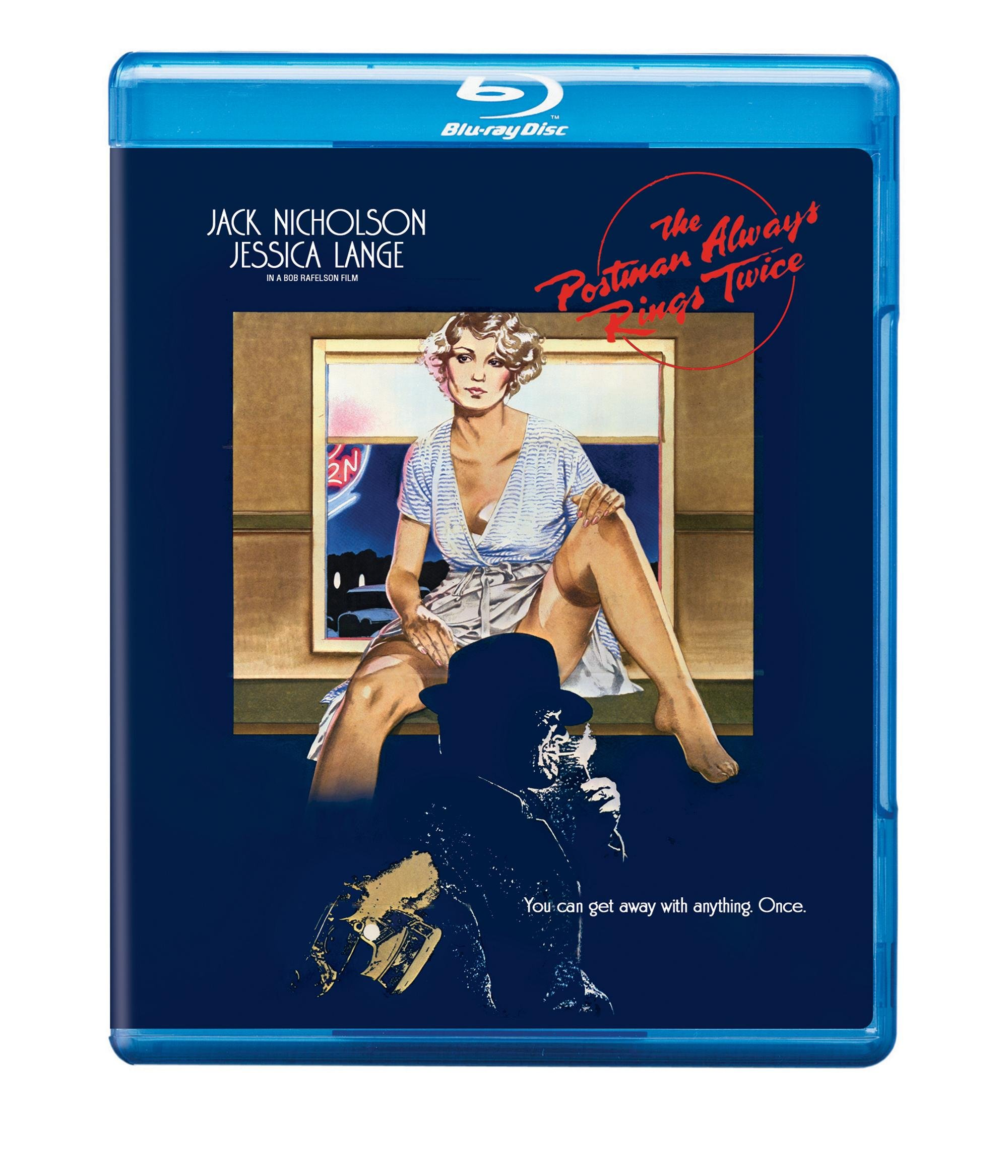 Blu-ray : The Postman Always Rings Twice (Blu-ray)