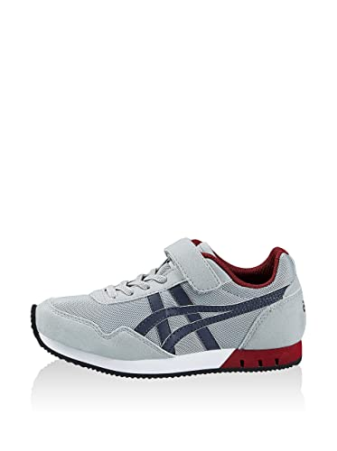 Asics Tiger Curreo PS Light Grey Navy