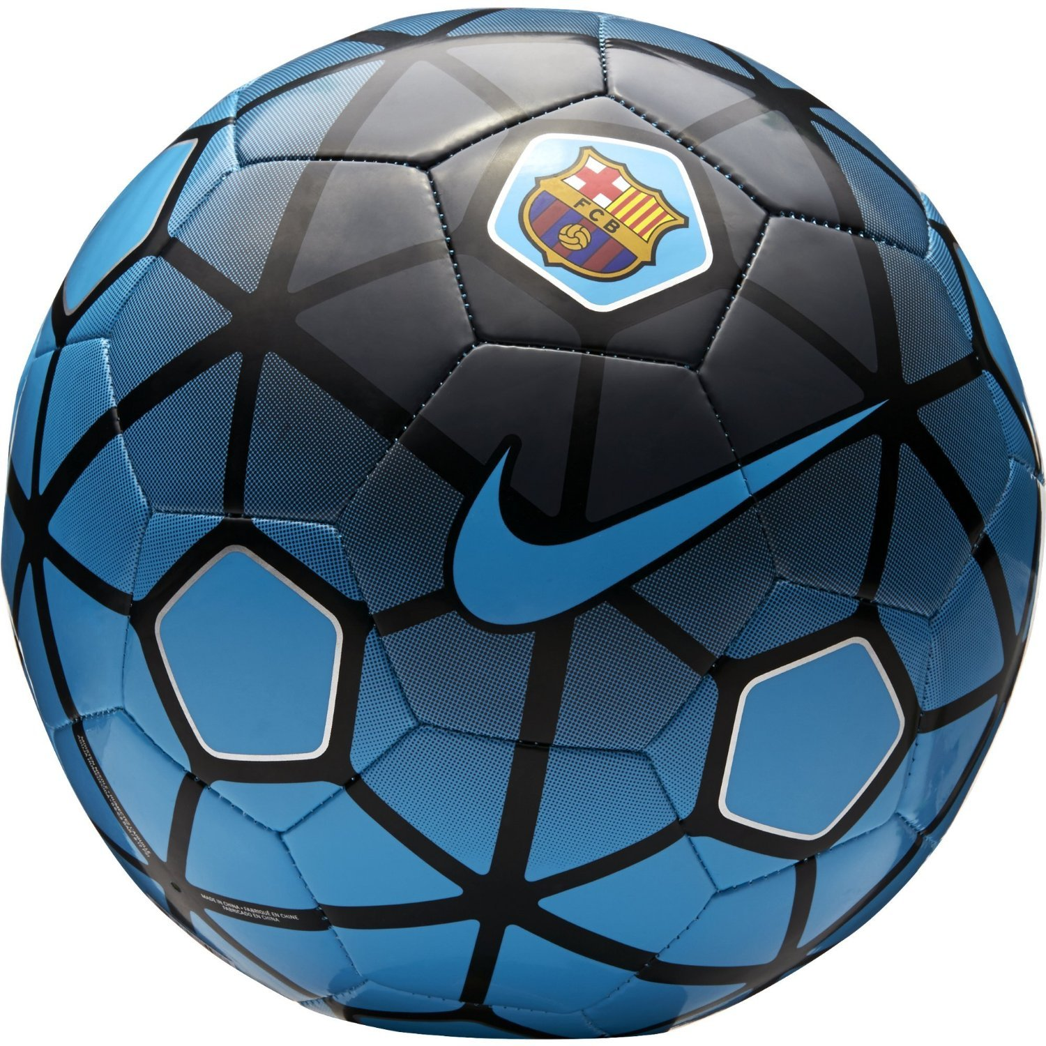 Buy Nike Garihs Barcelona Fcb Supportors Football, Replica  (Size:5_Multicolor) Online at Low Prices in India - Amazon.in