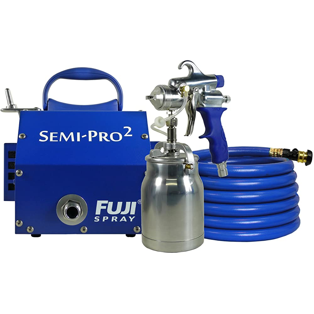 Fuji 2202 Semi-PRO 2 HVLP Spray System Review