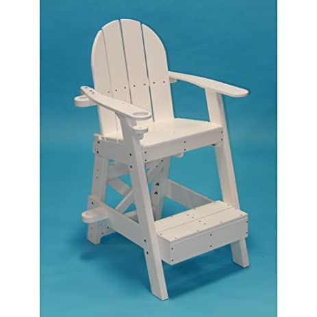 Tailwind Furniture Recycled Plastic Small Lifeguard Chair   LG 505