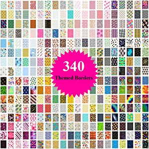 340 Border Stickers Frames for Fuji Mini Instax – Themes: Animal, Baby Boy & Girl, Birthday, BFF, Cakes, Cars, Travel, Graduation, Holiday, Emoji's, Nature, Psychedelic, Postal, Sports, Sweet 16