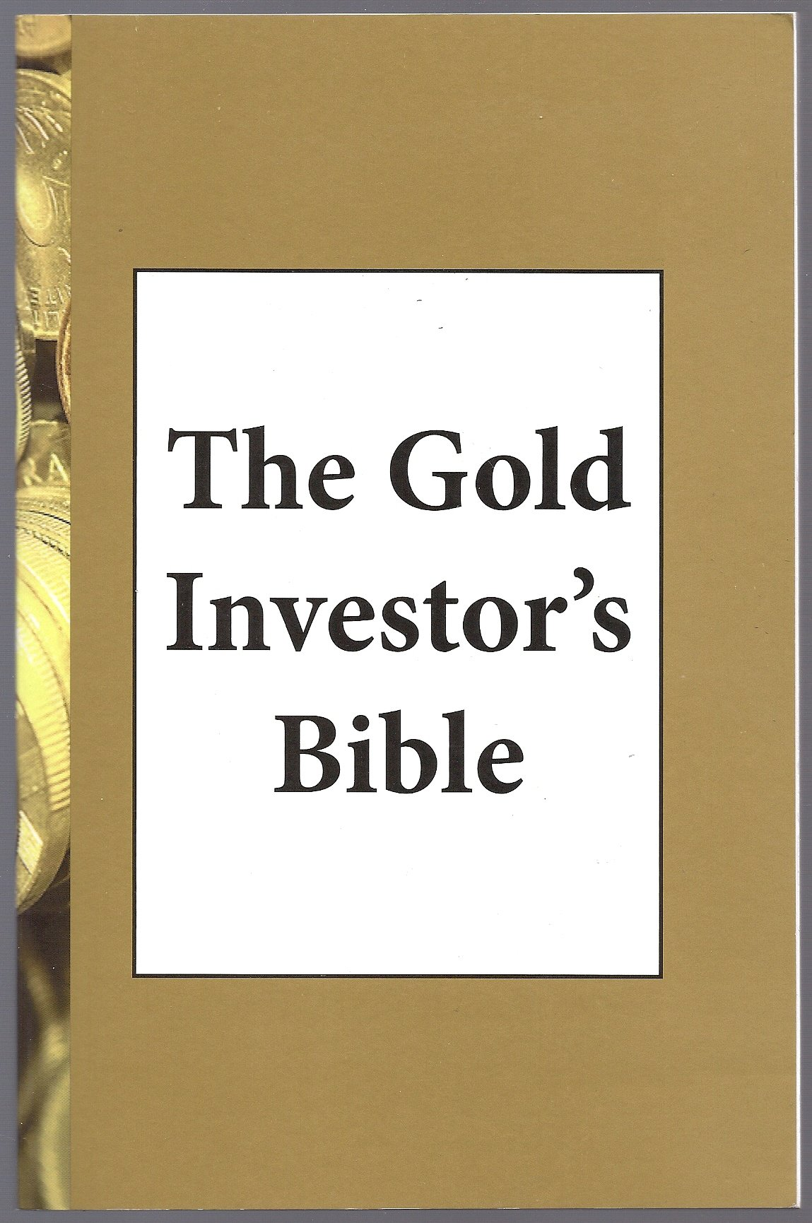 the gold investor s bible porter stansberry amazon com books rh amazon com Stansberry Research Log On End of Barack Obama Stansberry