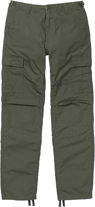 Carhartt Aviation Pant Pantalones para Hombre: Amazon.es: Ropa y ...