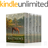 Orphan Train Romance Series: Five Books in One! (Clean Western Historical Romances)