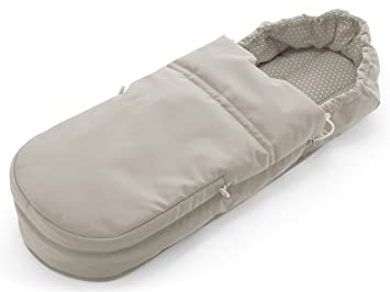 Stokke Scoot Softbag Beige Bolsa Para Cochecito Scoot Saco Para Piernas: Amazon.es: Bebé