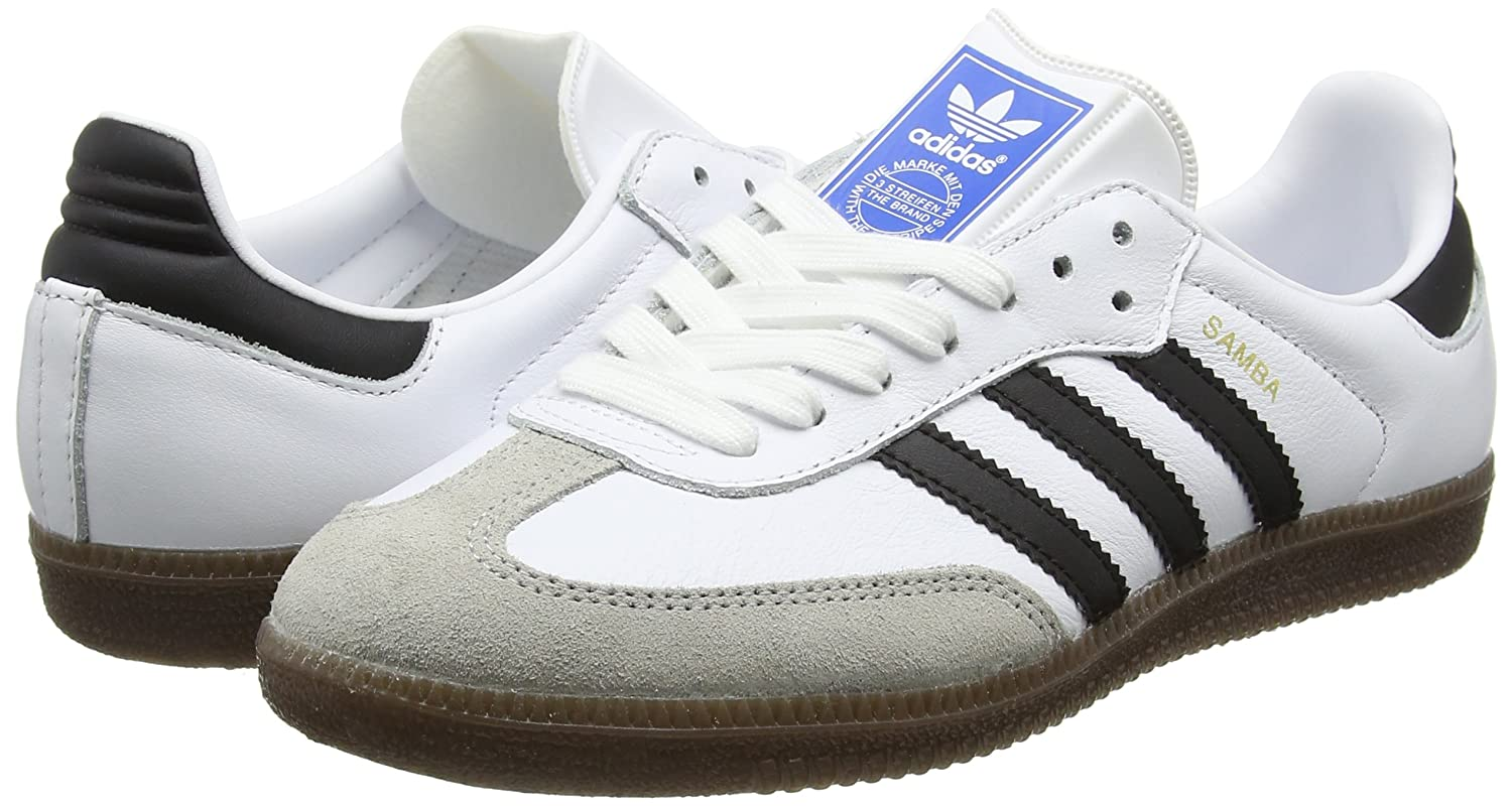 0aa0b93cb adidas Samba Og Gymnastic Shoes: Amazon.co.uk: Sports & Outdoors