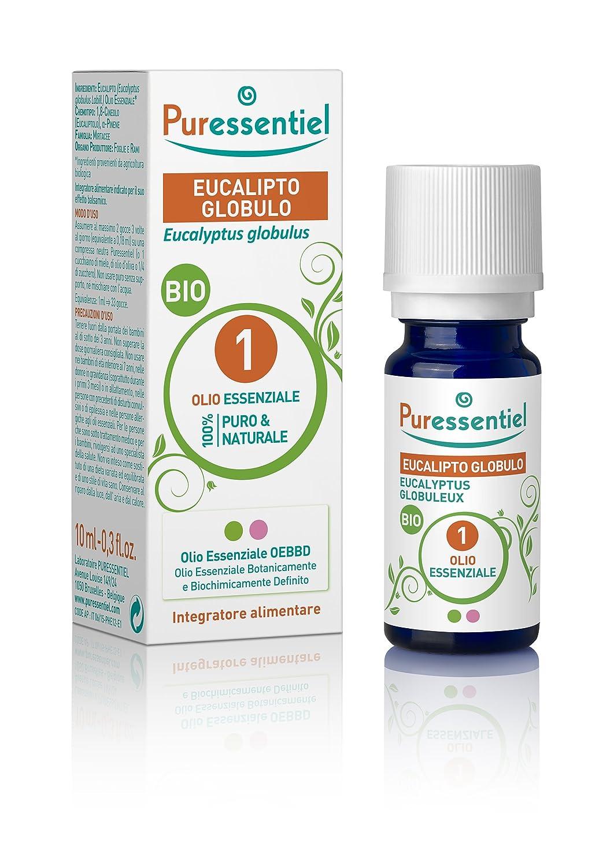 Puressentiel Olio Essenziale Eucalipto Globulo Bio - 10 ml OE2016-15