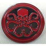 Marvel Agent's of S.H.I.E.L.D. HYDRA Logo - Enamel Lapel Pin