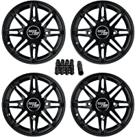 amazon gift ideas the most popular items ordered as gifts in Honda FourTrax 300 4x4 rocktrix rt103 4pc 12 atv wheels 4x110 rims 12x7 5 2 offset