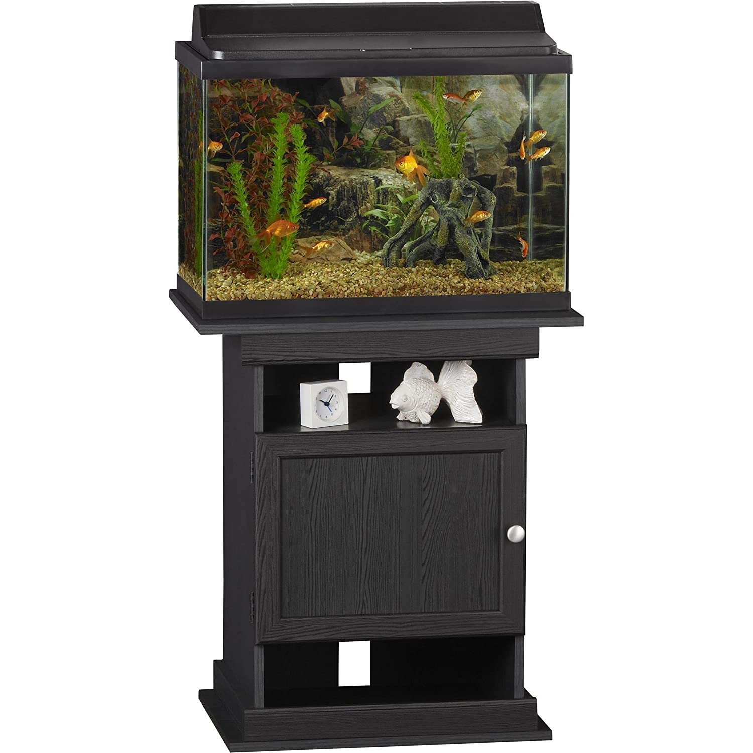 Amazon Ameriwood Home Flipper 10 20 Gallon Aquarium Stand