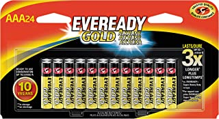 product image for Energizer Eveready Gold AAA Batteries, 24 Count