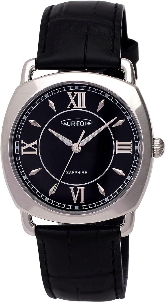 [オレオール] 腕時計 SW-579M-4 ブラック