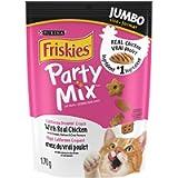 Friskies Party Mix Cat Treats, California Dreamin' Crunch - 170 g