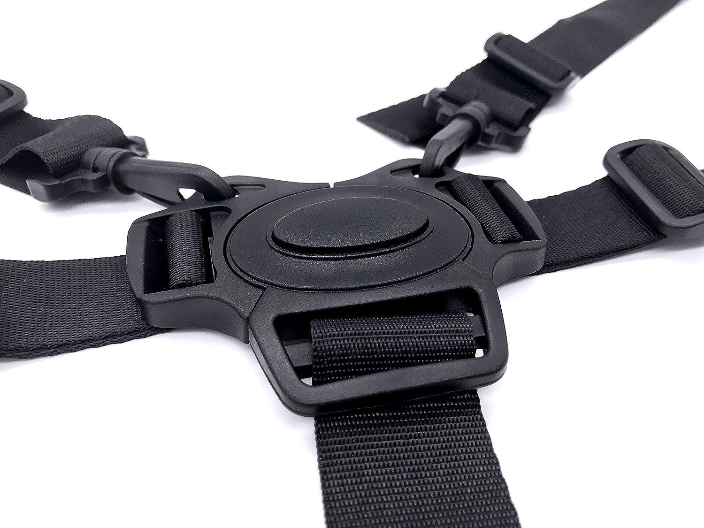 iZoeL Arn/és Silla Beb/é 5 Puntos Cintur/ón Seguridad Cochecito de beb/é Ajustable