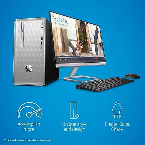 HP Pavilion 590-p0020 - Top 1 Best Prebuilt Gaming PC Under $500