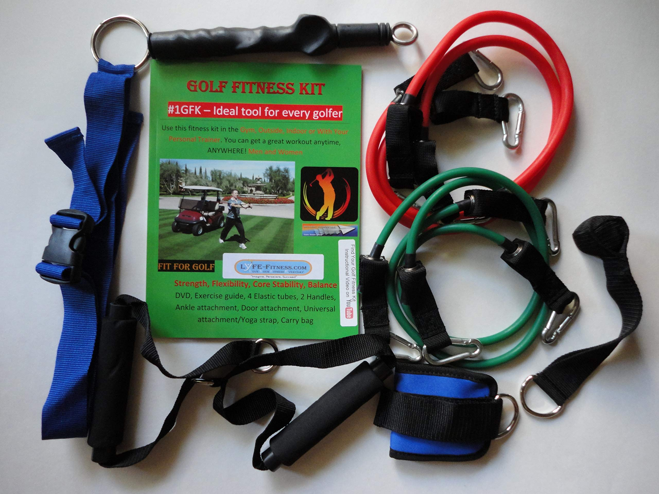 Golf Fitness Kit #1GFK