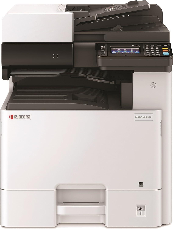 Kyocera ECOSYS M8124cidn/KL3 impresora láser color Scanner ...