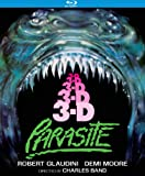 Parasite 3-D (Special Edition) [Blu-ray]