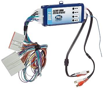 amazon com: pac aoem-gm24 gm 24-pin premium sound system interface: pac:  automotive