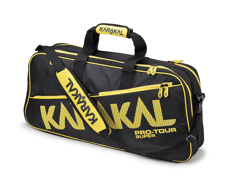 Karakal Pro Tour Super Holdall 6 Racket Bag KZ 982