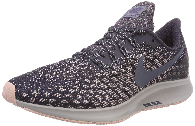 e909e17ec Nike Women's Air Zoom Pegasus 35 Running Shoes (7.5 M US, Gridion/Light  Carbon-Storm Pink)