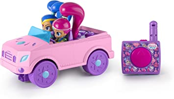Oferta amazon: Shimmer & Shine IMC Toys 275058 - Vehículos RC de Juguete