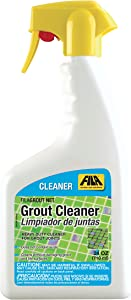 FILA Filagrout Net 24 OZ, Grout Cleaner for Tile Floors, Ceramic Tile and Porcelain Tile, Non-acid and Biodegradable