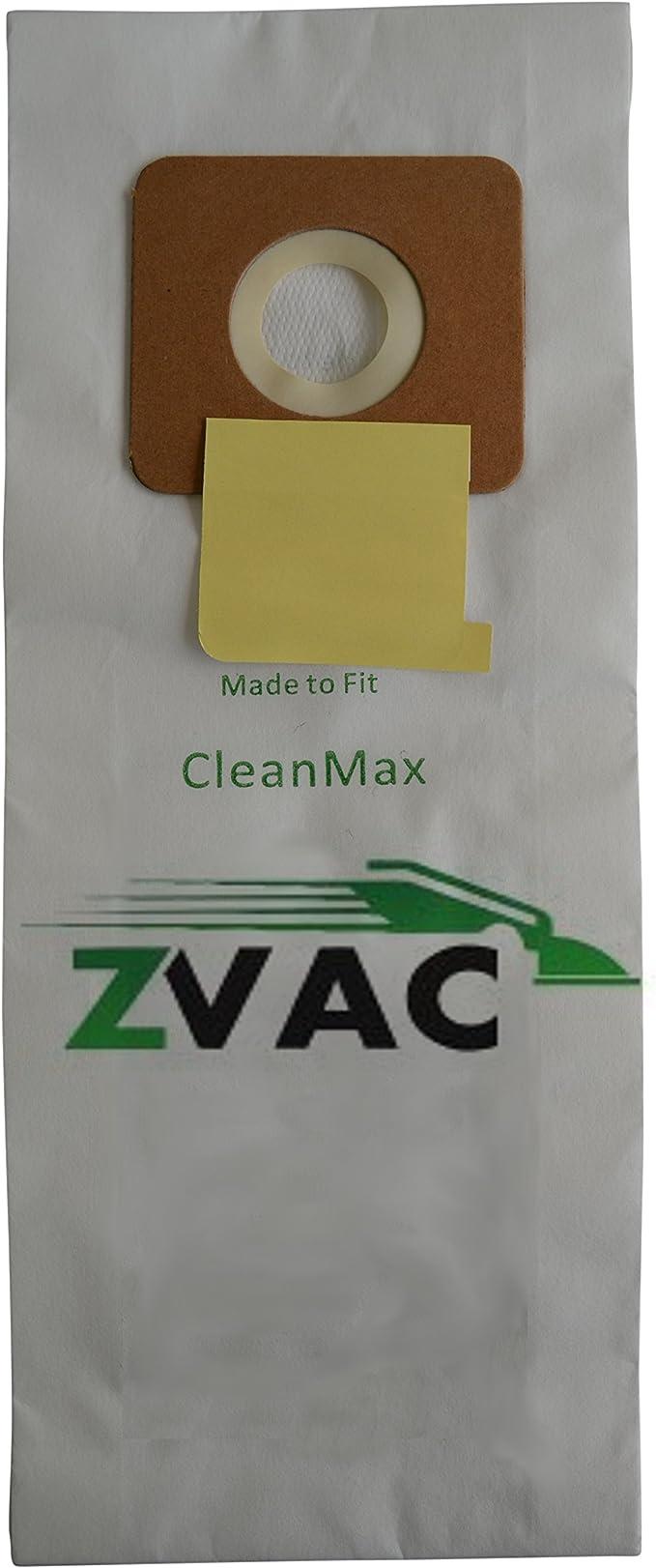cleanmax Pro-Series, cadetes (similar a oem-cmp, 06.267) Filtro Bolsas por ZVac: Amazon.es: Hogar