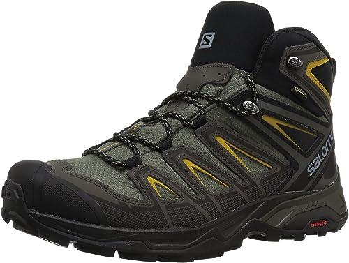 Chaussures de Randonn/ée Hautes Homme SALOMON X Ultra 3 Mid GTX