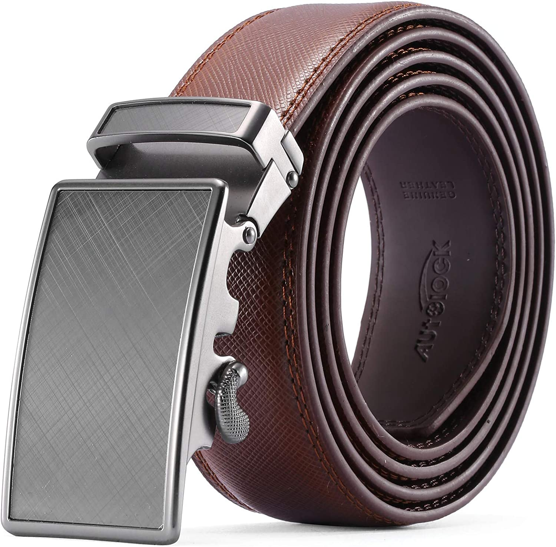 Men/'s Zinc Alloy Automatic Buckle for Leather Waistband Belts Waist Strap Luxury
