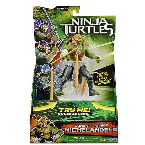 Desconocido Tortugas Ninja - Cocina de Juguete Michelangelo ...