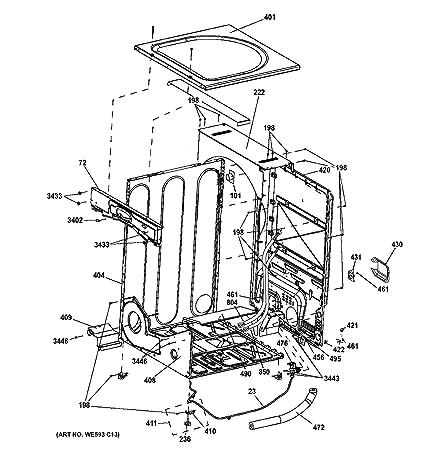 Amazon Com Ge We1m932 Shield Therm Genuine Original Equipment