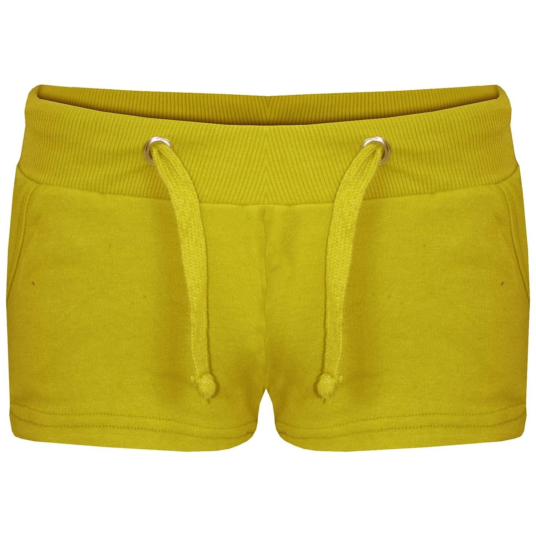 Pure Fashion Damen Jogging Short Mehrfarbig