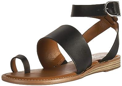 58d6c8ef51c6 Amazon.com  Franco Sarto Women s Gracious Flat Sandal  Shoes