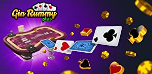 Gin Rummy Plus - Free Online Card Game from Peak Games