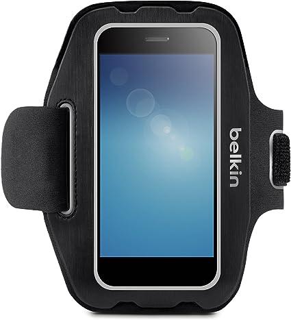 Belkin SportFit F8M953btC00 U Brazalete Universal para Smartphones de 5,5Compatible con Samsung Galaxy S7 y S7 Edge: Belkin: Amazon.es: Informática