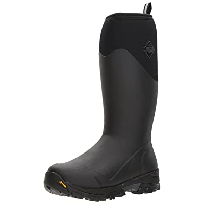 Muck Boots Arctic Ice Extreme Conditions Tall Rubber Men's Winter Boot With Arctic Grip Outsole: Muck Boot Company: Sports & Outdoors