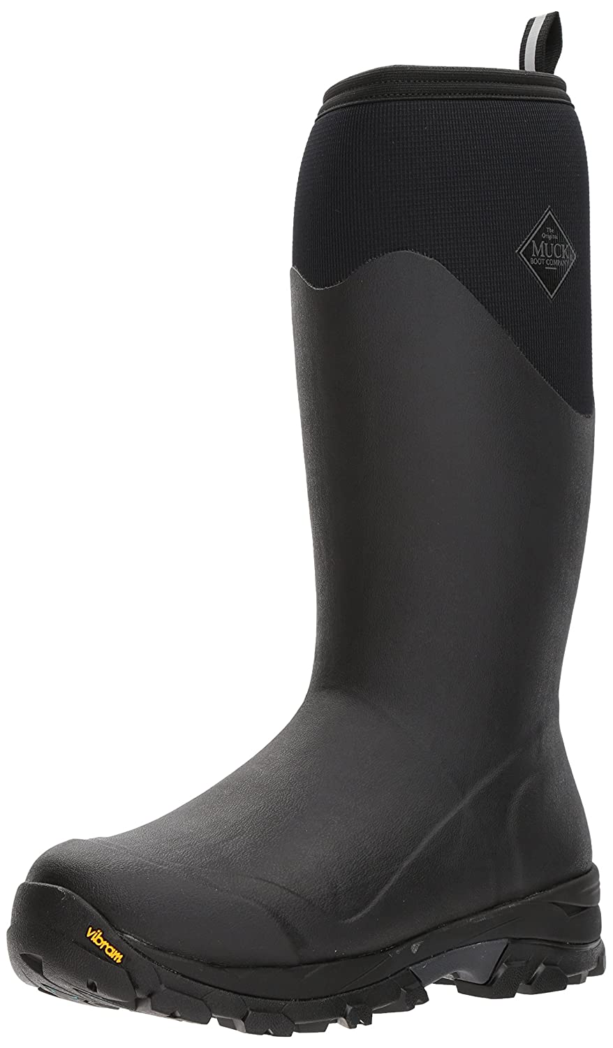 Muck Boot Arctic Ice Extreme Conditions Tall Rubber Men's Winter Boot with Arctic Grip Outsole
