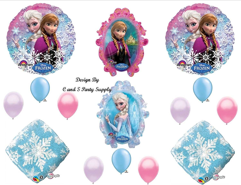 FROZEN Elsa /& Anna SUPERSHAPE BALLOON ~ Disney Princess Birthday Party Supplies