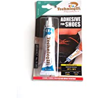 STRONG ADHESIVE GLUE FOR SHOES LEATHER RUBBER FELT NYLON LEATHERETTE FABRICS 20ml new