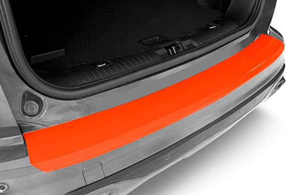 Luxshield Ladekantenschutz Folie Komplettset Kuga 3 Iii St Line Vignale I 2019 2020 Stoßstangenschutz Kratzschutz Lackschutzfolie Transparent Glänzend Selbstklebend Auto