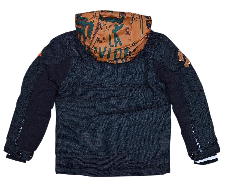5//6 Desigual Boys Jacket Menta Sizes 4