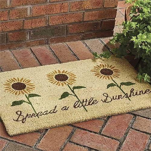 Park Designs Spread Sunshine Doormat