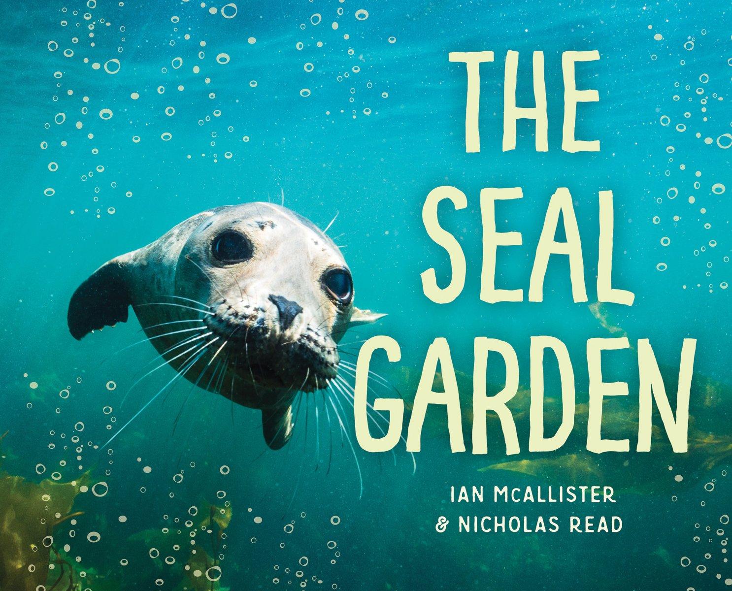 The Seal Garden (My Great Bear Rainforest)